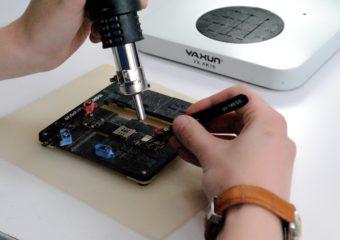 Замена микросхемы iPhone